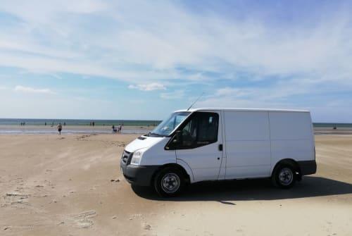Wohnmobil mieten in Ulm von privat | Ford Jimmy