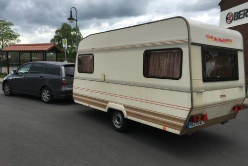 Wohnmobil mieten in Minden von privat | Dethleffs Susi