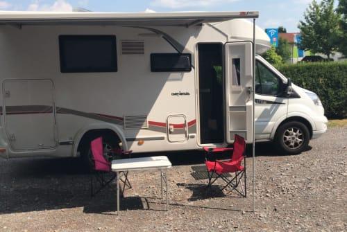 Wohnmobil mieten in Köln von privat | Ford  Ausreißer