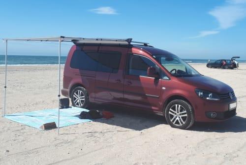 Wohnmobil mieten in Penzing von privat | VW Caddy Maxi DSG