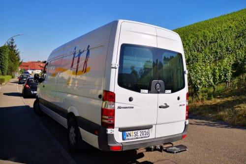 Wohnmobil mieten in Weinstadt von privat | Mercedes Benz Sporter