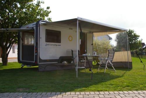Wohnmobil mieten in Goldkronach von privat | Knaus Deseo Transport