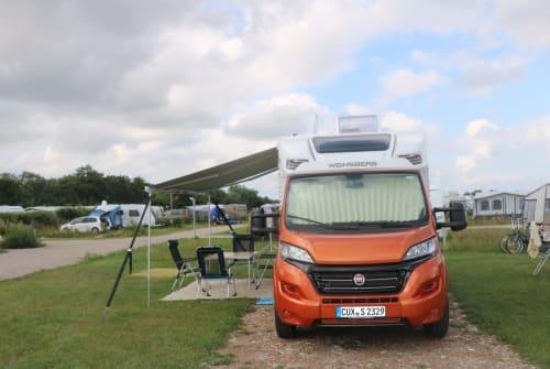 Wohnmobil mieten in Cuxhaven von privat | Weinsberg  Smitty