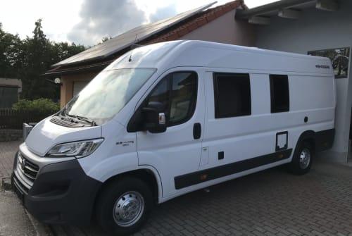 Wohnmobil mieten in Sommerhausen von privat | Weinsberg Touri II