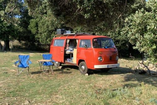 Wohnmobil mieten in Utzenaich von privat | VW Rudi der Bulli