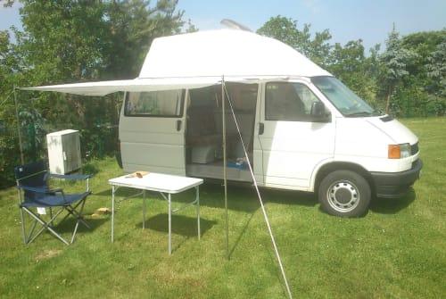 Wohnmobil mieten in Arnstadt von privat | Volkswagen Pisten-Bulli