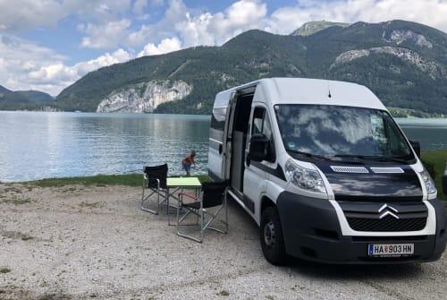 Wohnmobil mieten in Kuchl von privat | CITROËN  Mia4 Camper III