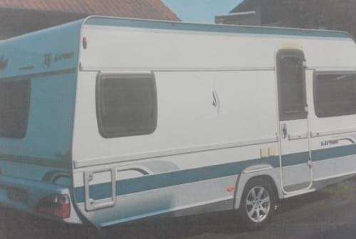 Wohnmobil mieten in Merzig von privat | Fendt Annas Wohlwagen