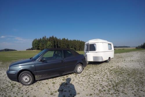 Wohnmobil mieten in Landshut von privat | Eriba Herbert