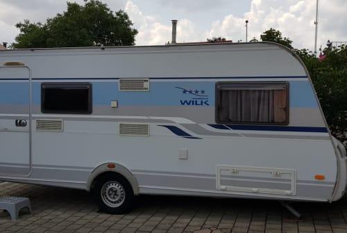 Wohnmobil mieten in Raitenbuch von privat | Knaus Tabbert Sina