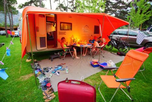 Wohnmobil mieten in Pfaffing von privat | Bürstner Bürstner 495tk