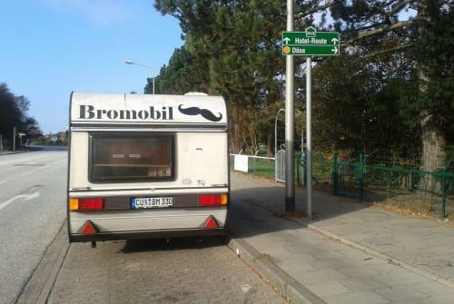 Wohnmobil mieten in Cuxhaven von privat | Hobby Bromobil
