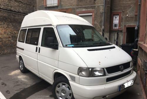 Wohnmobil mieten in Mannheim von privat | Volkswagen Jutta