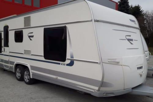 Wohnmobil mieten in Mannheim von privat | Fendt Diamant42