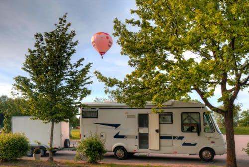 Wohnmobil mieten in Marktoberdorf von privat | Concorde Charisma