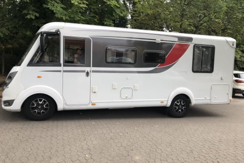 Wohnmobil mieten in Luckenwalde von privat | Bürstner Wohlfühloase!