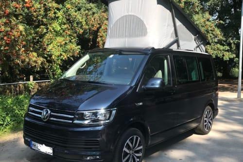 Wohnmobil mieten in Hamburg von privat | Volkswagen LaMa