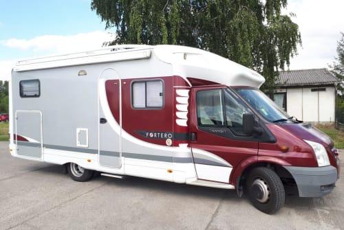 Wohnmobil mieten in Schwanebeck von privat | Ford und Dethleffs WOMO :)