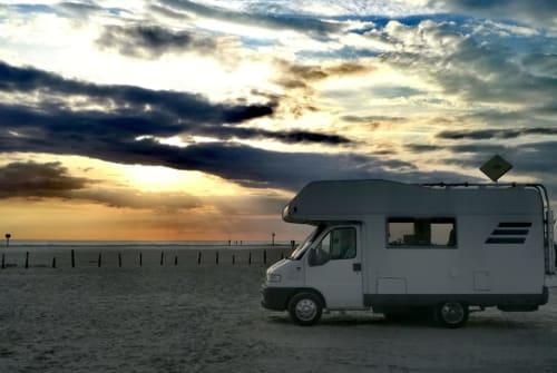 Wohnmobil mieten in Verbandsgemeinde Montabaur von privat | Fiat Feel free Mobil