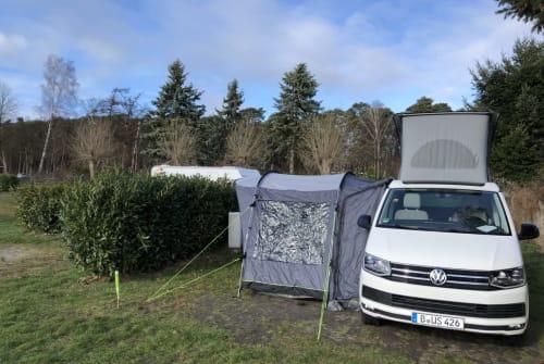 Wohnmobil mieten in Berlin von privat | VW Bjørn