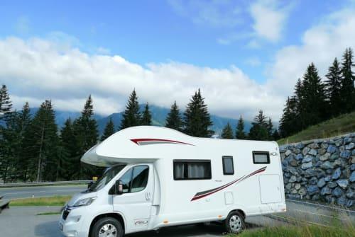 Wohnmobil mieten in Oberhaching von privat | PLA Big Rock