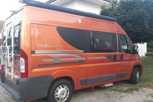 Wohnmobil mieten in Grünheide von privat | Fiat Twin