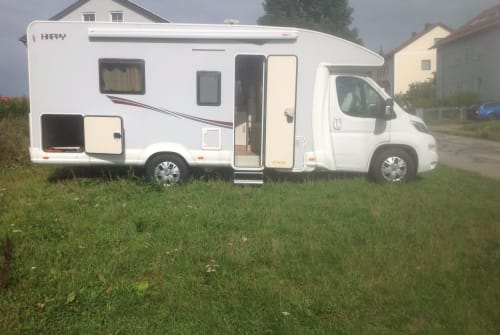 Wohnmobil mieten in Bernhardswald von privat | Fiat Happy