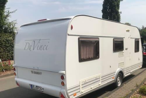 Wohnmobil mieten in Wuppertal von privat | Tabbert Brad Pitt