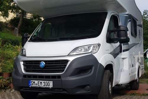 Wohnmobil mieten in Steinbach-Hallenberg von privat | Knaus Knaus