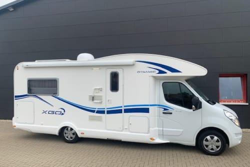 Wohnmobil mieten in Strausberg von privat | Renault  Neverland