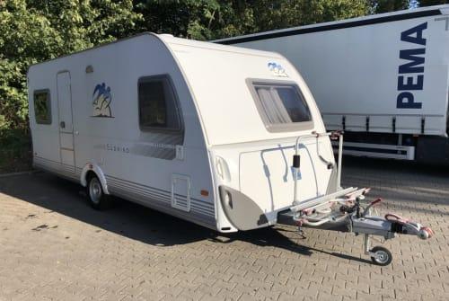 Wohnmobil mieten in Stahnsdorf von privat | Knaus Knaus 500