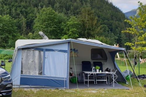 Wohnmobil mieten in Berlin von privat | Knaus Knaus 500 FU