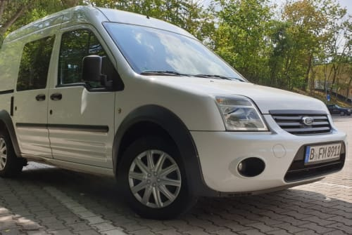 Wohnmobil mieten in Berlin von privat | Ford Micro