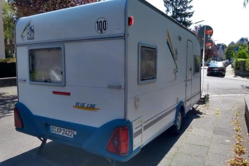 Wohnmobil mieten in Bonn von privat | Knaus Herby (450TF)