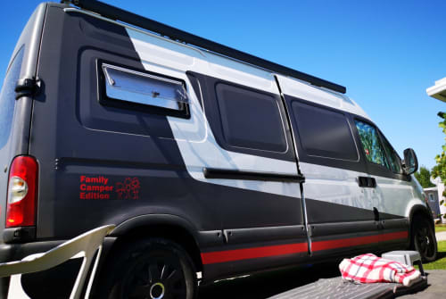 Wohnmobil mieten in Giengen an der Brenz von privat | Renault master MisterMaster