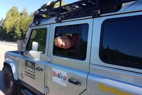 Wohnmobil mieten in Flensburg von privat | Landrover Tom's world