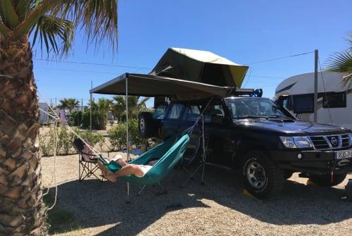 Wohnmobil mieten in Rüsselsheim am Main von privat | Nissan Patrol