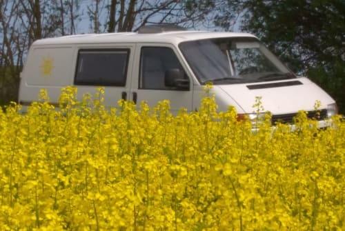Wohnmobil mieten in Oldenburg in Holstein von privat | VW Ohio Sunny