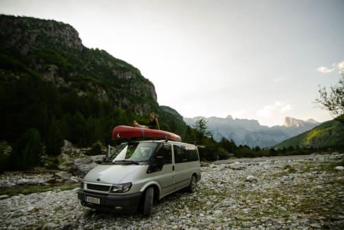 Wohnmobil mieten in Graz von privat | Ford Fliwatüüt