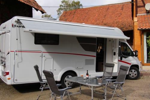 Wohnmobil mieten in Katlenburg-Lindau von privat | Sunlight Whitepearl