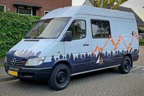Wohnmobil mieten in Aalten von privat | Mercedes Sprinter