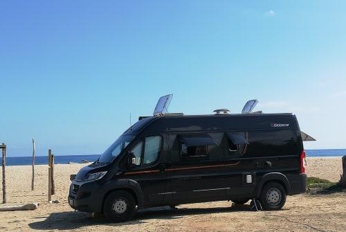 Wohnmobil mieten in Amt Lensahn von privat | Globecar  Black Pearl