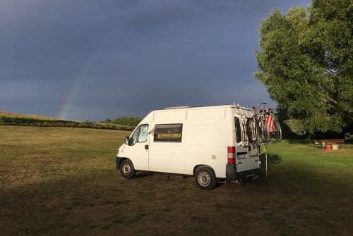 Wohnmobil mieten in Nürnberg von privat | Fiat Campuccino