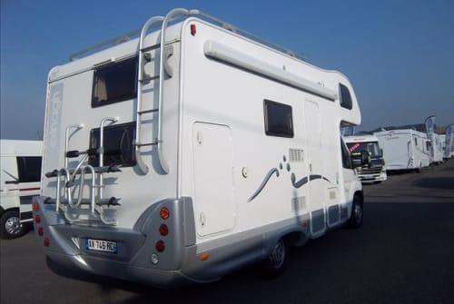 Wohnmobil mieten in Much von privat | Elnagh BobInMuch
