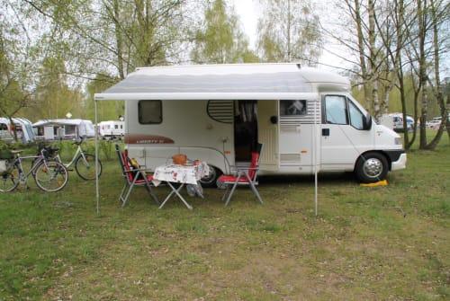 Wohnmobil mieten in Wittighausen von privat | LMC Fritz