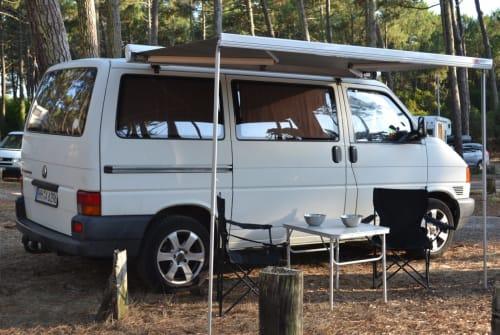 Wohnmobil mieten in Hamburg von privat | VW Betty