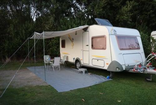 Wohnmobil mieten in Weyhe von privat | Knaus Klaus Knaus