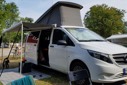 Wohnmobil mieten in München von privat | Mercedes Prinzenmobil