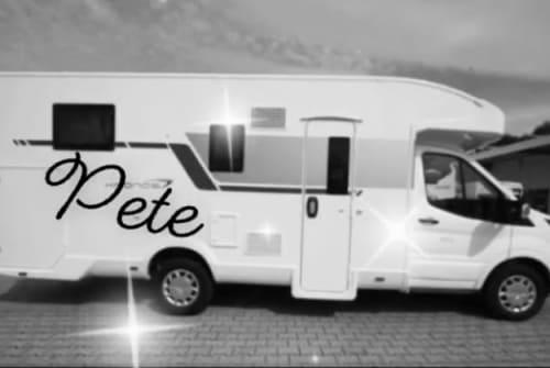 Wohnmobil mieten in Bergheim von privat | Roller Team Pete