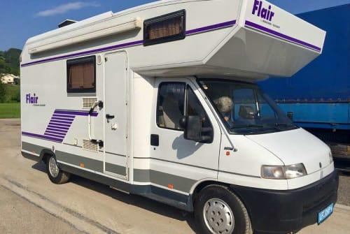 Wohnmobil mieten in Mieming von privat | Niesmann & Bischoff KULTI